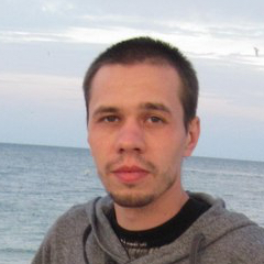 Anton Paramonov, Full Stack Developer at ForaTeam
